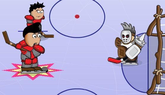 бой в хоккее без правил