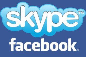 Skype от Facebook / Отправка голосовых сообщений