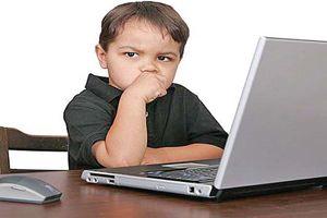 Запрет на регистрацию детей в социальных сетях