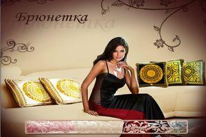 Брюнетка - игра ВКонтакте