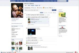 Facebook - для мужчин, ВКонтакте - для женщин