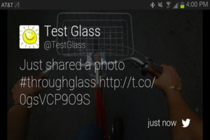 Twitter и Facebook сотрудничают с Google Glass