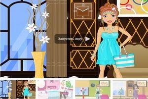 Милашка | девичья игра - Игра ВКонтакте для девочек