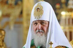 Страница в Facebook Патриарха Кирилла