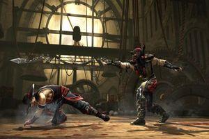 Mortal Kombat - игра в Одноклассниках