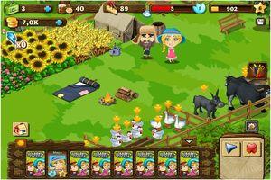 Игра Новые Земли в Одноклассниках