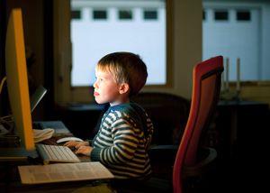 ВКонтакте - опасный сайт для детей