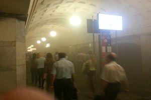 Хештег #метро по России сегодня попал в ТОП10