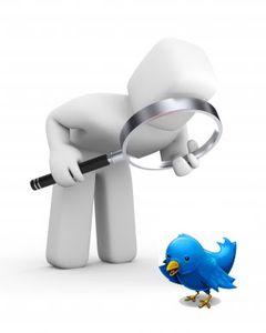 Поиск человека в Twitter - без регистрации