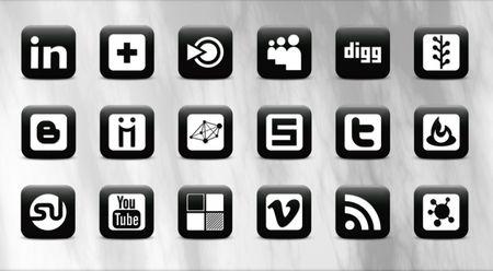 Социальные страницы