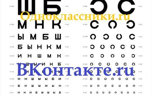 Большие буквы ВКопнтакте и Одноклассники в браузере