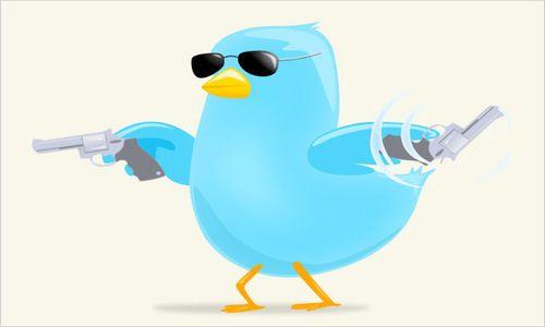 Ответить пользователю Твиттера на твит