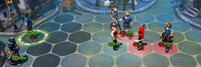Секреты ведения боя в King's Bounty: Легионы
