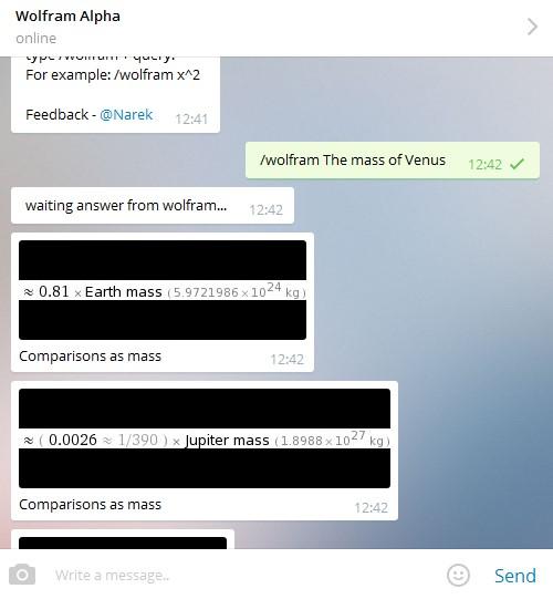задать вопрос в телеграме