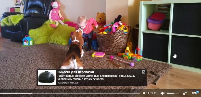 показ рекламы на видео вконтакте