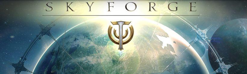 Описание игры Skyforge