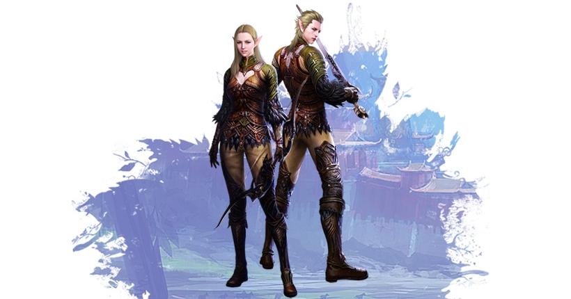 Обзор расы Эльфы в ArcheAge