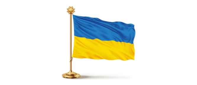 Подарок ВК на День Государственного флага Украины 2017