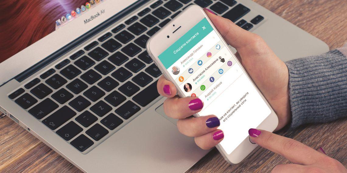Все социальные сети и мессенждеры в одном месте, в Ol Portal для Android