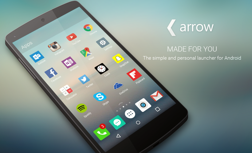 arrow_android